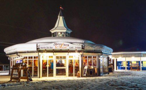 Salettl - Après-Ski Bar an der Talstation Königslehen in Radstadt