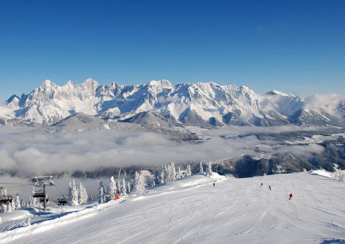Skiurlaub auf der Reiteralm/Fageralm, Ski amadé